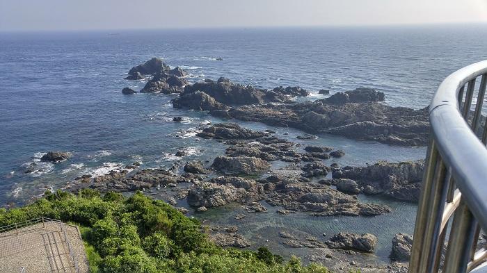 潮岬灯台から眺める景色3