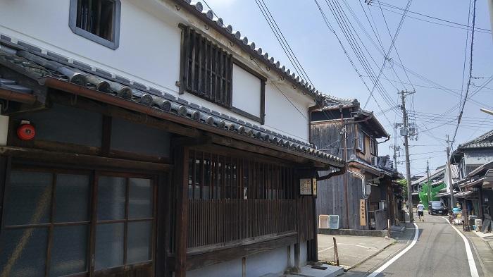 湯浅の古い建造物