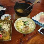 鶏飯にヤギ乳のソフトクリーム!奄美大島のグルメに舌鼓!