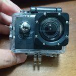 耐水圧でダイビングの動画撮影にお勧め!安くて高性能のアクションカメラLANYI 1080P!