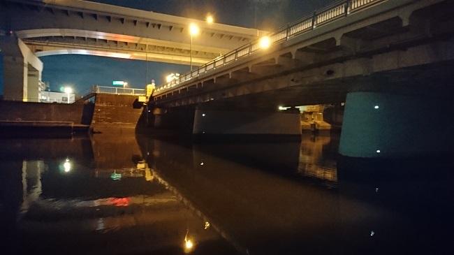 四ツ木橋の全景