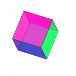 3Dの立体をCSSのみで作る!CSSテクニック!