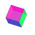 CSSで作る3D立体