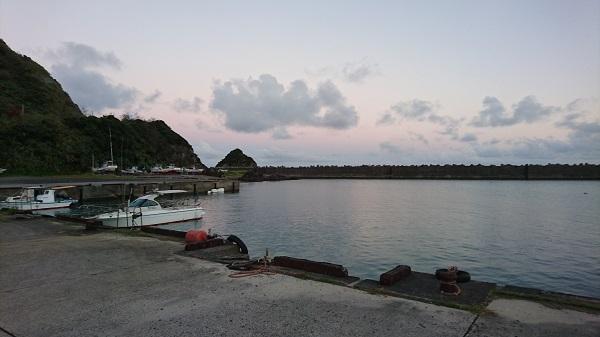 戸口漁港その1