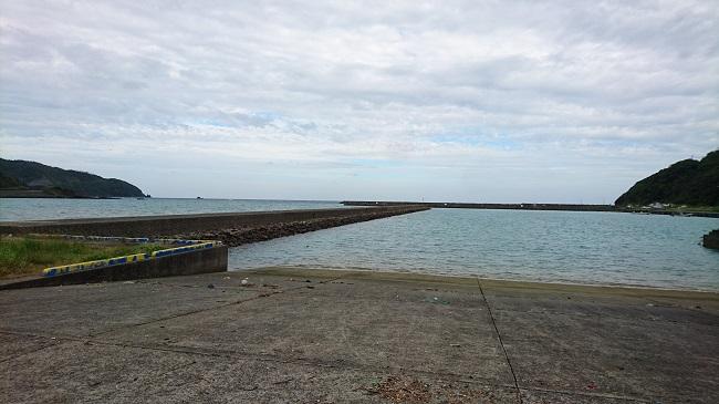 知名瀬漁港