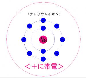 ナトリウムイオン