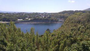 鉄砲場からの風景
