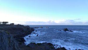 葦毛崎展望台から眺める景色