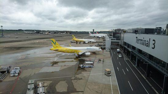 バニラエアの旅客機