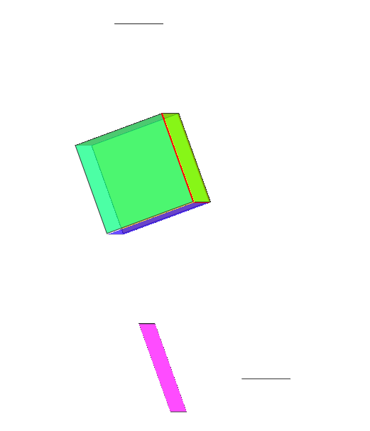Z軸方向に移動