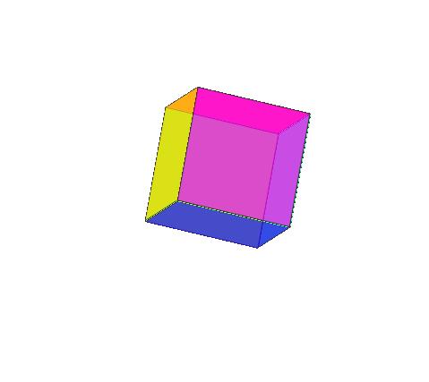 立体の完成形