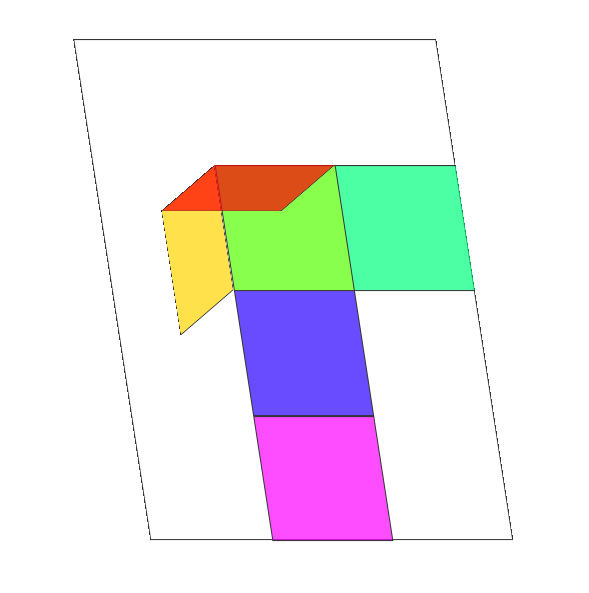 2か所目の変形